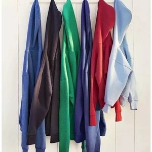 Hanes Men's Pullover EcoSmart Hooded Sweatshirt XL